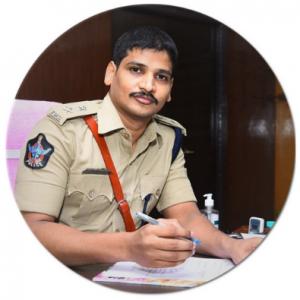 Kurnool SP Sudheer Kumar Reddy IPS